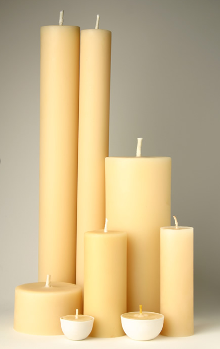 how to make organic candles