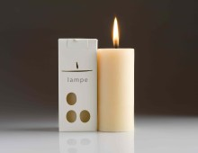 votive pure beeswax candles