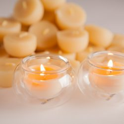 24 Tealights 2 Light Bubbles